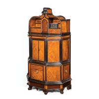 Rare & Unusual Indian Cupboard made for the Dutch or English Market (13 of 18)