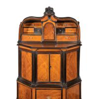 Rare & Unusual Indian Cupboard made for the Dutch or English Market (10 of 18)