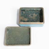 A Meiji Period Cloisonné Box (3 of 4)