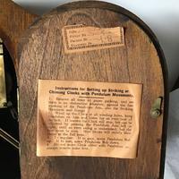 Mantel Clock c.1920 (6 of 6)