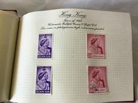 Stamp Album - Royal Silver Wedding 1948 (10 of 14)