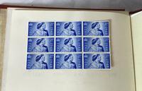 Stamp Album - Royal Silver Wedding 1948 (5 of 14)