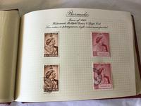 Stamp Album - Royal Silver Wedding 1948 (9 of 14)
