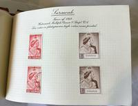 Stamp Album - Royal Silver Wedding 1948 (12 of 14)
