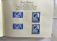 Stamp Album - Royal Silver Wedding 1948 (6 of 14)
