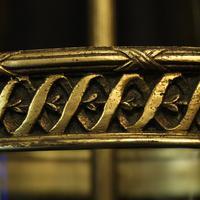 French Bronze Four Light Antique Lantern (5 of 11)