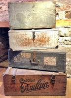 Antique French Trunk's c.1910