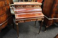 French Mahogany Desk