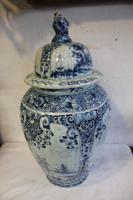Dutch Delft Vase c.1930