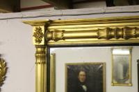 Gilt Overmantle Mirror (3 of 5)