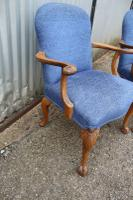 Pair of Armchairs c.1900 (4 of 5)
