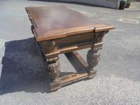 Late 17th Century Oak Centre Table (6 of 6)