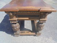 Late 17th Century Oak Centre Table (4 of 6)