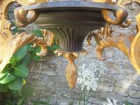 French Empire Bronze & Ormolu Six Branch Chandelier (3 of 13)