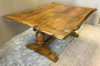 Oak Refectory Dining Table c.1930