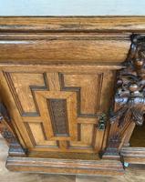 Oak Sideboard (6 of 17)