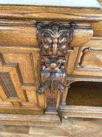 Oak Sideboard (5 of 17)