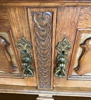 Oak Sideboard (9 of 17)