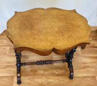 Victorian Stretcher Table (4 of 8)