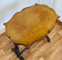 Victorian Stretcher Table (5 of 8)