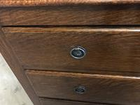 Oak Chest of Drawers (5 of 7)