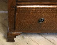Oak Chest of Drawers (4 of 7)