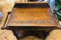 Oak Hall Table (2 of 5)