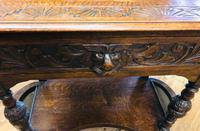 Oak Hall Table (3 of 5)