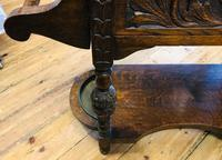 Oak Hall Table (4 of 5)
