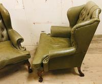 Pair of Wing Chairs (6 of 11)