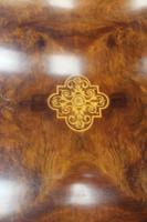 1960s Fabulous Quality Mahogany Dend Dining Table with 2 X Leaves and Inlay (5 of 8)