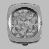 Baume & Mercier Diamond Bracelet Watch Ladies Vintage 18ct Gold 1970s Watch (17 of 18)