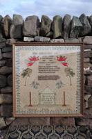 19th Century - Large Decorative Victorian Sampler, Commemorative & Religious / Mourning Needlework to Betty Hardy 1855