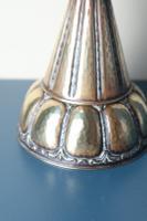 Arts & Crafts / Jugendstil, Ignatius Taschner Pricket Brass Candle Stick Holder, German C.1910 (18 of 24)