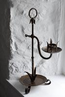 Arts and Crafts Adjustable Candle Stand (2 of 11)