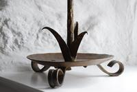 Arts and Crafts Adjustable Candle Stand (3 of 11)