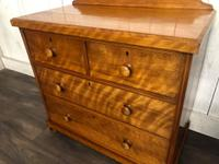 Victorian Satinwood Chest of Drawers (5 of 7)