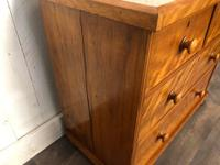 Victorian Satinwood Chest of Drawers (7 of 7)