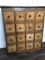 Substantial Pine Apothecary Cabinet (5 of 7)