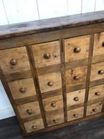 Substantial Pine Apothecary Cabinet (6 of 7)
