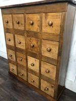 Substantial Pine Apothecary Cabinet (2 of 7)