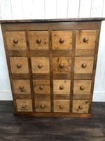 Substantial Pine Apothecary Cabinet (7 of 7)