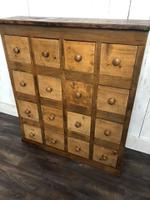 Substantial Pine Apothecary Cabinet (4 of 7)