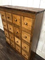 Substantial Pine Apothecary Cabinet (3 of 7)