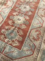 Large Vintage Turkish Rug 195 X 120 (5 of 5)