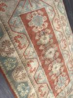 Large Vintage Turkish Rug 195 X 120 (3 of 5)