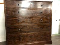 Large Waring Chest of Drawers c.1880 (5 of 8)