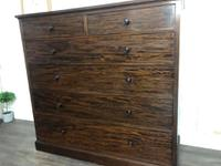 Large Waring Chest of Drawers c.1880