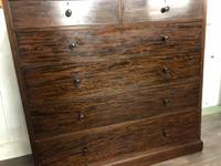 Large Waring Chest of Drawers c.1880 (4 of 8)