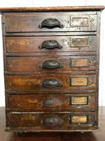 Small Chest of Drawers c.1910 (3 of 8)